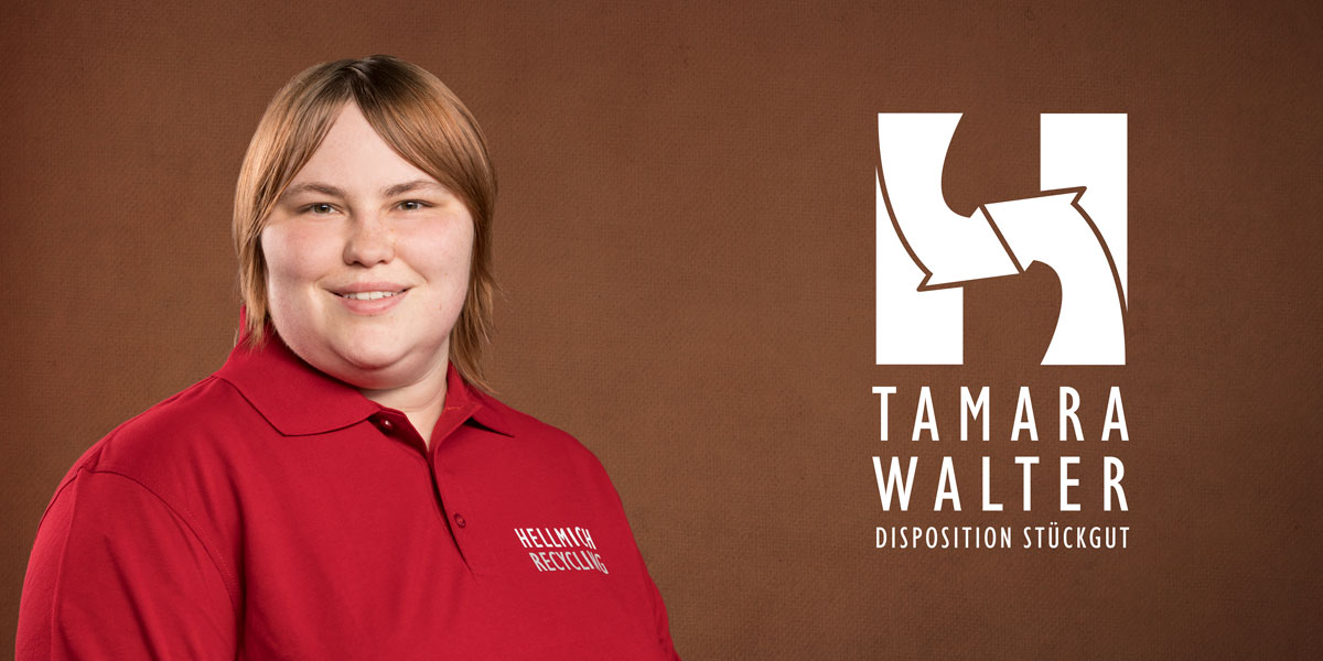 TAMARA WALTER | Disposition Stückgut