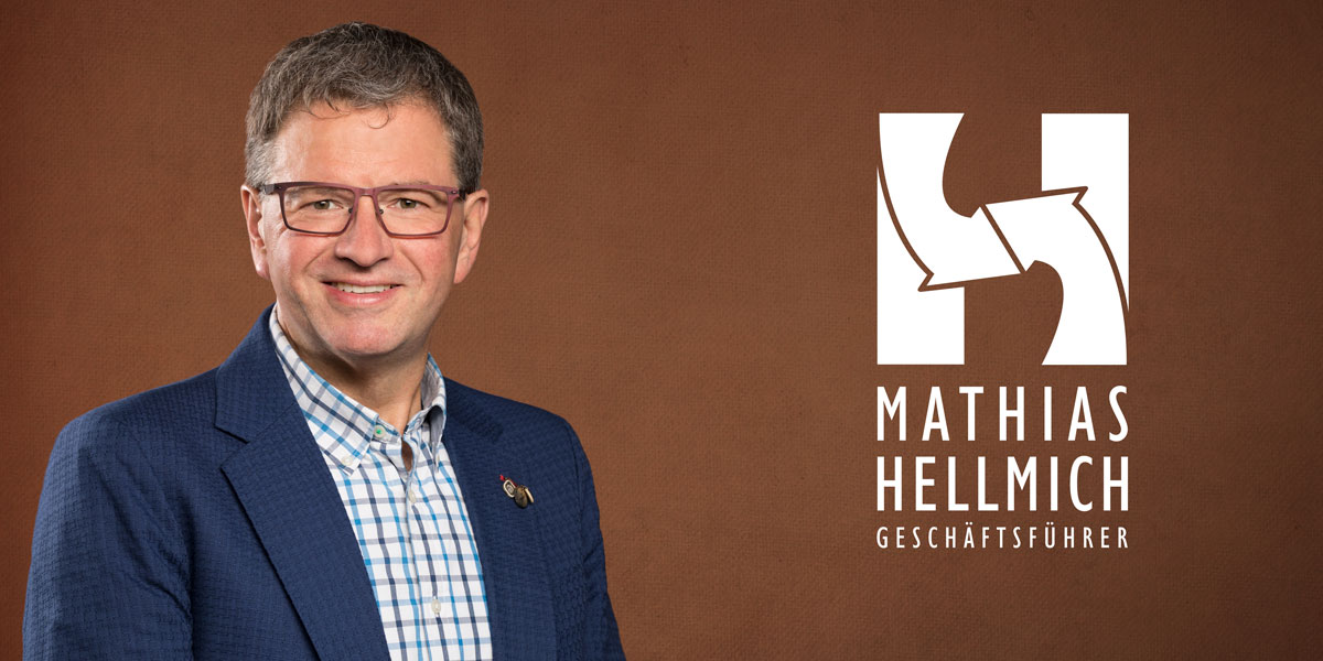 MATHIAS HELLMICH | Geschäftsführer