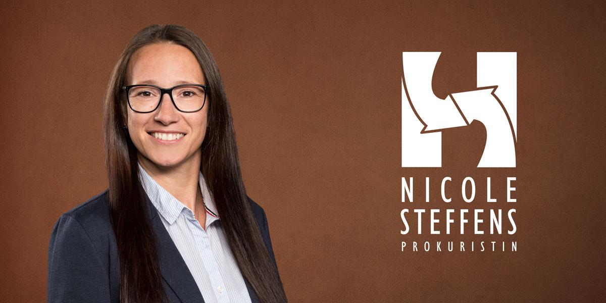 NICOLE STEFFENS | Prokuristin