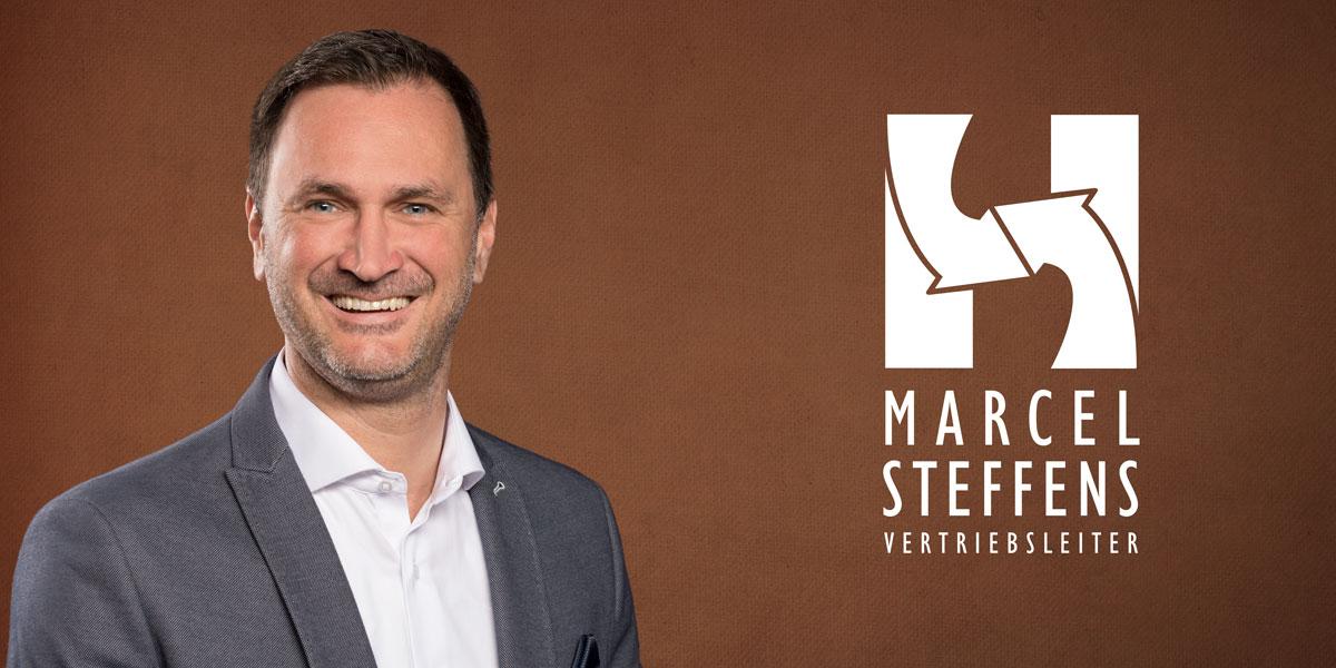 MARCEL STEFFENS | Vertriebsleiter