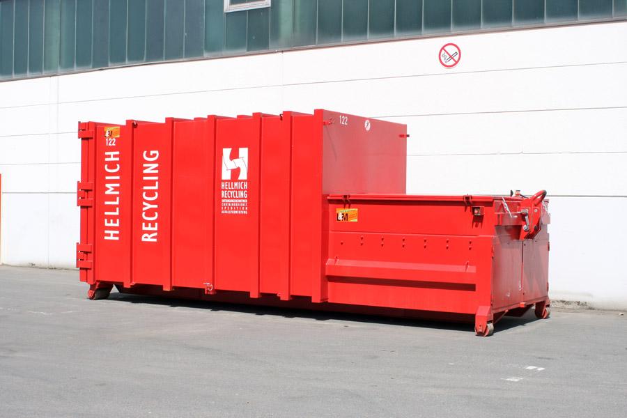 Presscontainer